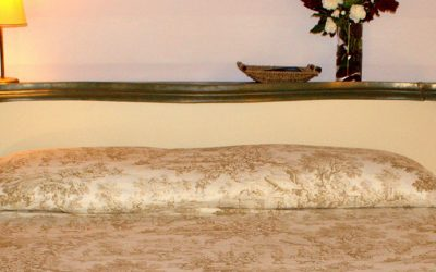Camera Castagno Agriturismo Il Poggio di Teo Manciano (4)