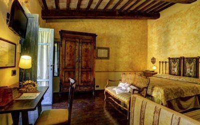 Camera Cipresso Agriturismo Il Poggio di Teo Manciano (4)